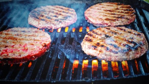 Burger Grilling Tips from B Square